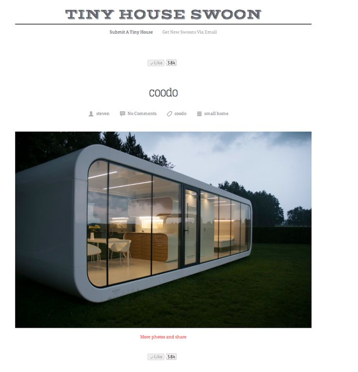 coodo in the Tiny House Swoon blog.