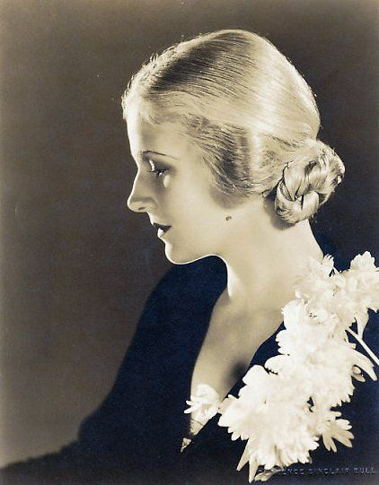 Ann Harding - Photo by Clarence Sinclair Bull
