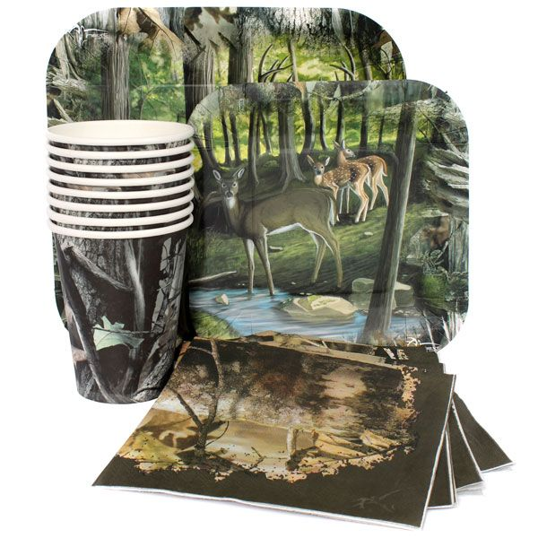 Deer Hunter Express Party Package for 8