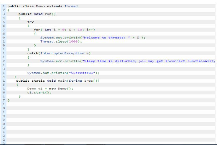 10 best multithreading images on pinterest java java thread and threads can be created in two ways in java by extending thread class by fandeluxe Gallery