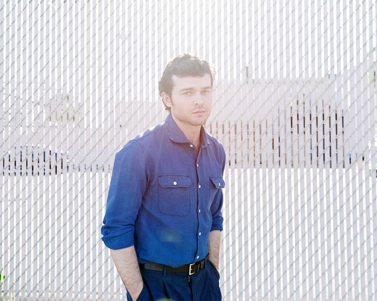 Meet Alden Ehrenreich, the actor who was discovered by Steven Spielberg, and is a favorite of Warren Beatty, George Clooney and the Coen brothers.