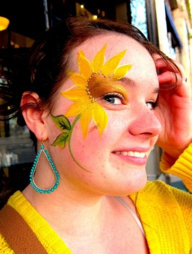 Goosebumps Face Paint Ideas