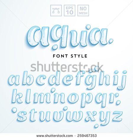 latin style font - photo #17