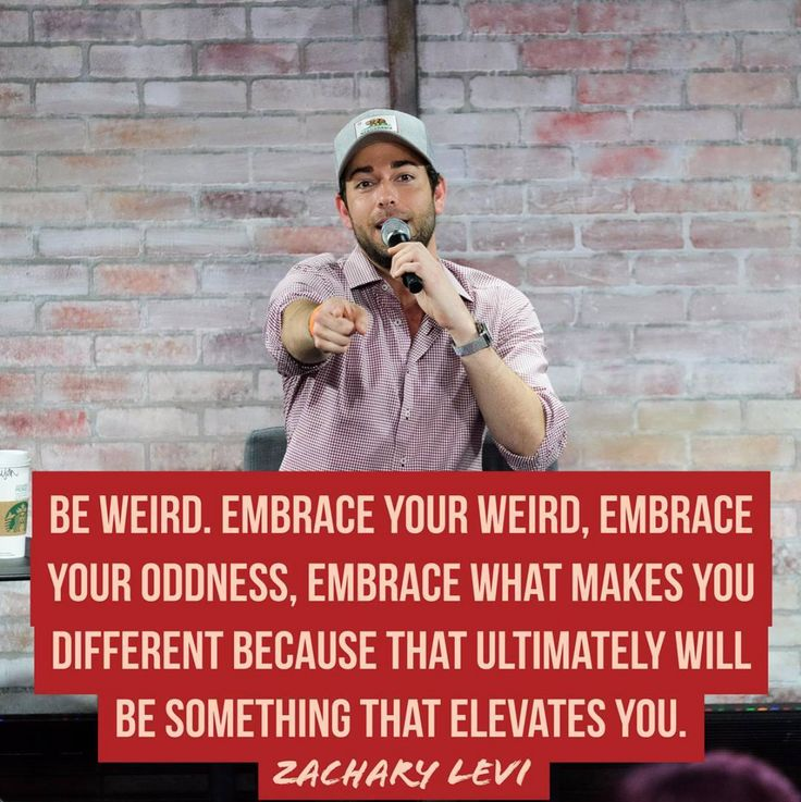"""thenerdmachine: Be weird. Wise words from Nerd 001!!"""