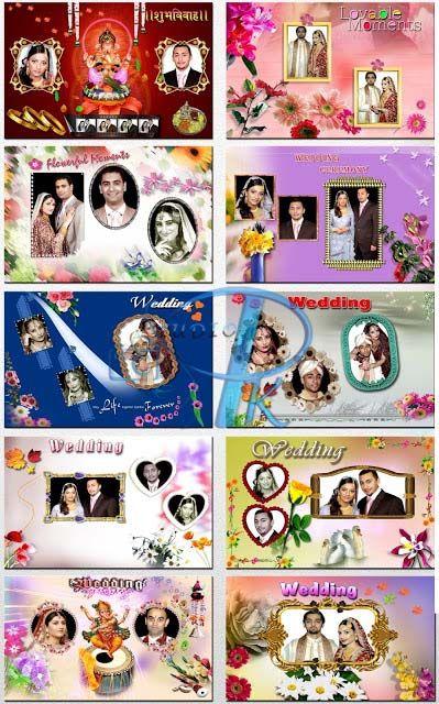 Wedding Album Design Psd Free Download Sheets 12x8