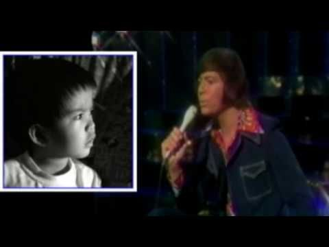 BOBBY GOLDSBORO - Watching Scotty Grow.  This makes me think of my son in law, known him since he was just a lil fella, happy to have him as a son in law.