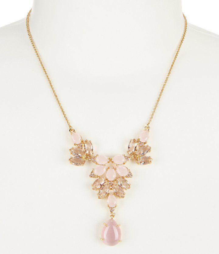 Kate Spade Blushing Blooms Necklace