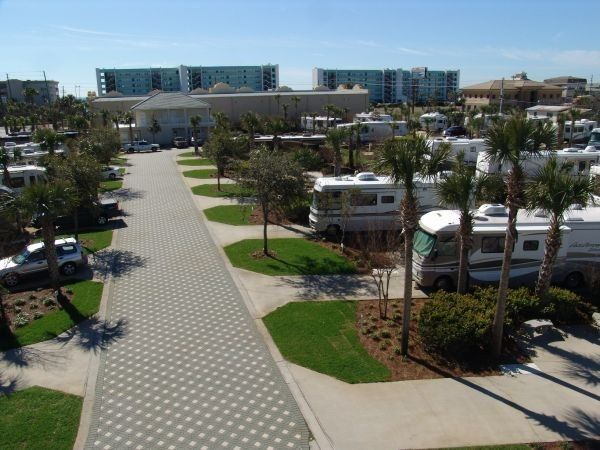 Destin Rv Beach Resort Love It Great Place To Stay We