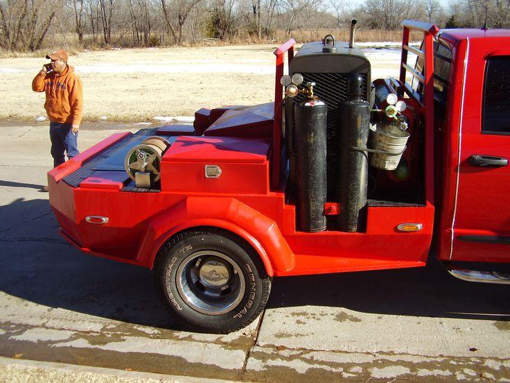 welding truck bed blueprints - Google Search