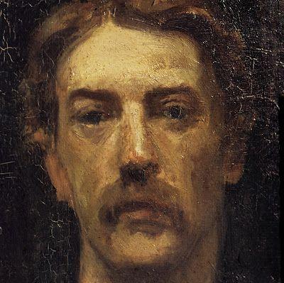 Károly Ferenczy (Hungarian 1862–1917) [Impressionism, Realism, Academicism] Önarckép, 1906 (Magántulajdon).