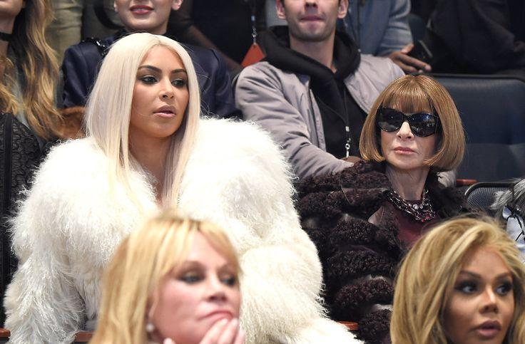 Kim Kardashian With Blonde Hair | Winter 2016 | POPSUGAR Beauty