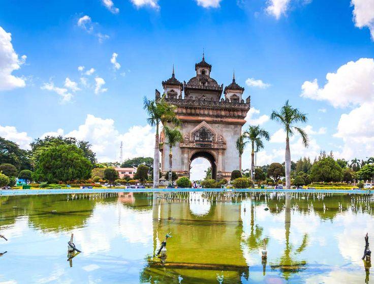 No te pierdas la oportunidad de viajar a Laos, un maravilloso país del sudeste asiático. En Laos no te faltarán cosas por hacer, como dejarte llevar por sus inmensos campos de arroz, navegar en kayak por sus múltiples ríos, visitar sus ruinas, monumentos y templos.. y mucho más. Combina Laos con Vietnam y recorre el sudeste asiático al mejor precio http://www.felicesvacaciones.es/ofertas-viajes-baratos/laos/