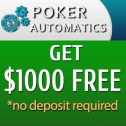 Poker Automatics de las mejores inversiones online