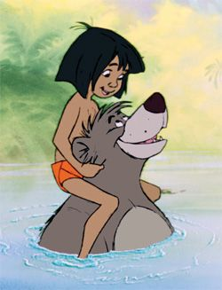 the jungle book | The Jungle Book ~ Cartoon and Comic Images