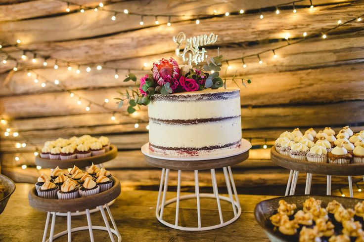 Baxter Barn was the perfect, picturesque backdrop for Emma & Pat's vintage style wedding. It is a photographer's dream with a variety of stunning scenery for different photo opportunities. The styling of the wedding was spectacular, a rustic vintage dream. Definitely a wedding to remember!