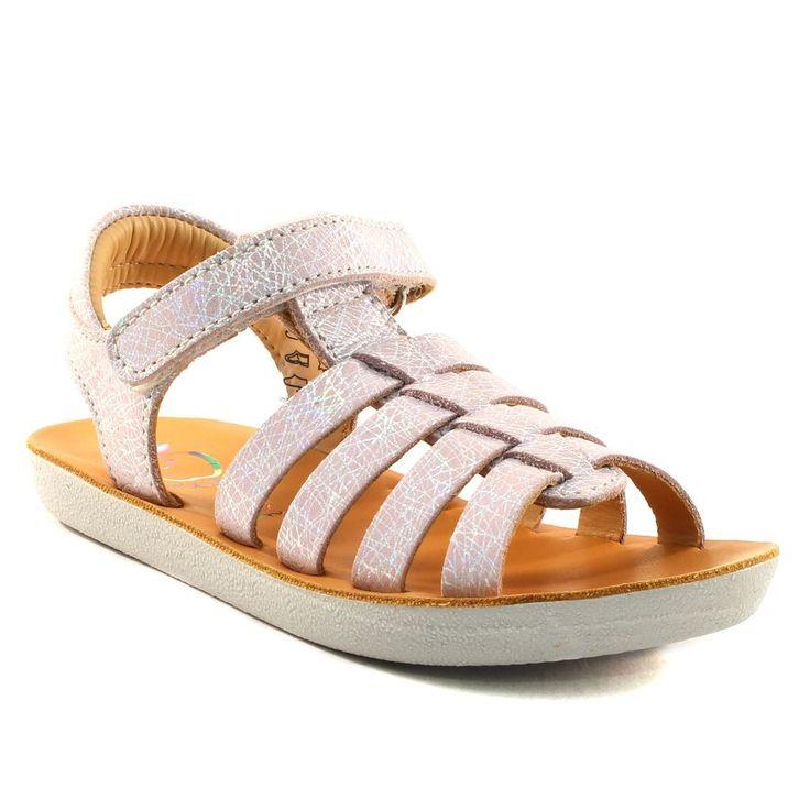 729A SHOO POM GOA SANDAL ROSE www.ouistiti.shoes le spécialiste internet #chaussures #bébé, #enfant, #fille, #garcon, #junior et #femme collection printemps été 2016