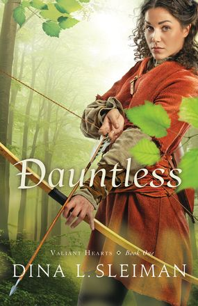 "I'm so very looking forward to this one!  ""Dauntless by Dina Sleiman Releases March 2015"""
