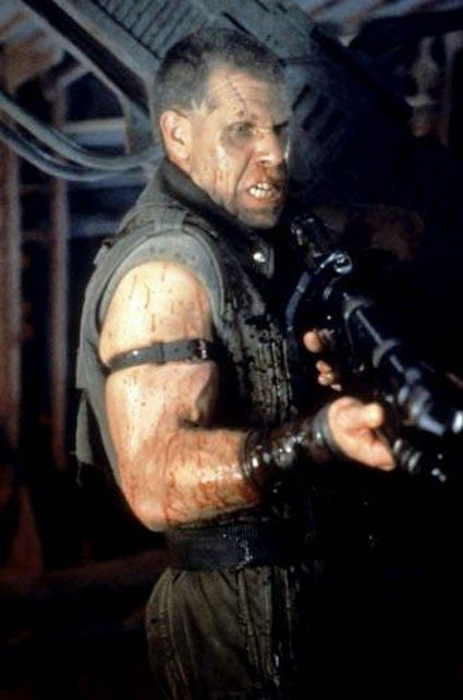 Ron Perlman Muscles