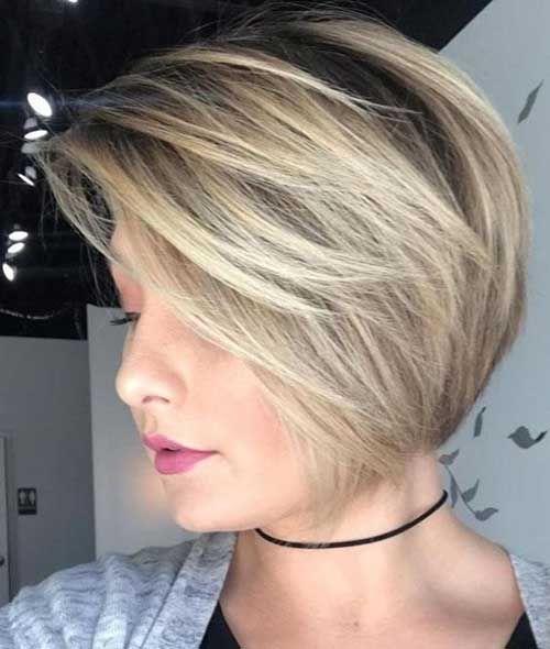 50 Neueste Bob Frisuren Für 2018 Frisuren Pinterest Short Hair