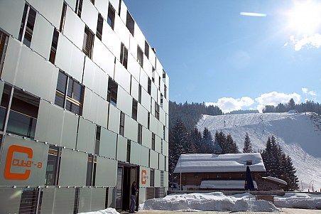 Ski Austria - Tropolach - Hotel CUBE Nassfeld 3*