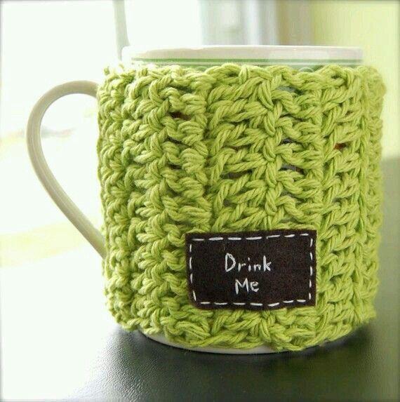 143 besten cubre tazas Bilder auf Pinterest | Becher, Gläser und ...
