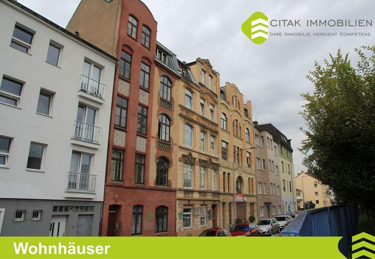 Wohnhäuser Escher Str. in Köln-Bilderstöckchen.