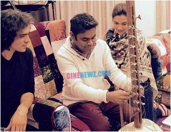 Deepika will sing a song! In Imtiaz Ali's film 'Tamasha'