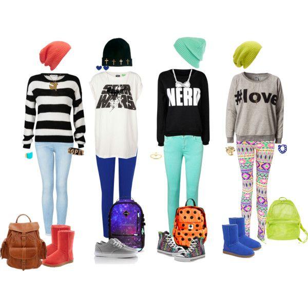Dress like cute nerd girl images