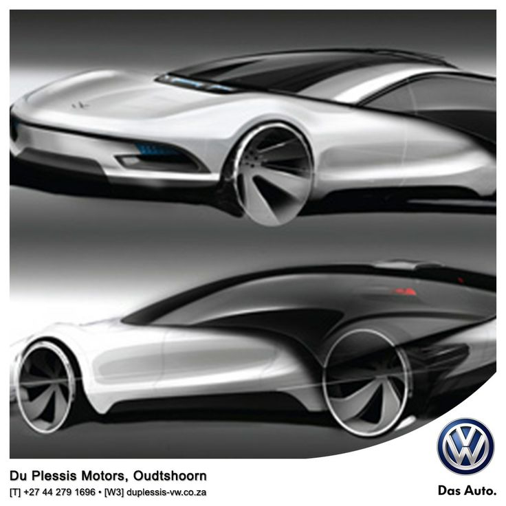 18 Best Images About Volkswagen Concept Cars On Pinterest