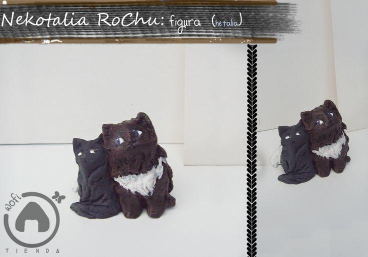 Nekotalia Rochu figura Hetalia