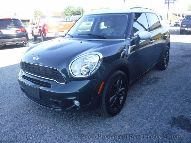 2011 MINI Cooper Countryman S - Click to see full-size photo viewer