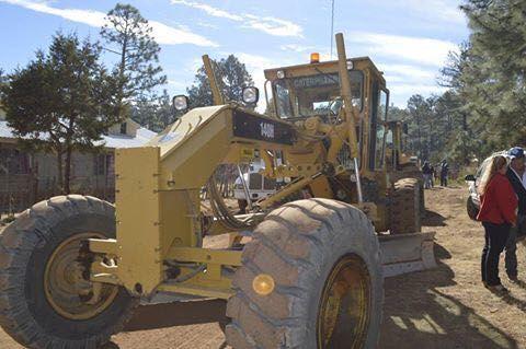 Inician trabajos para modernizacion carretera de acceso a Madera