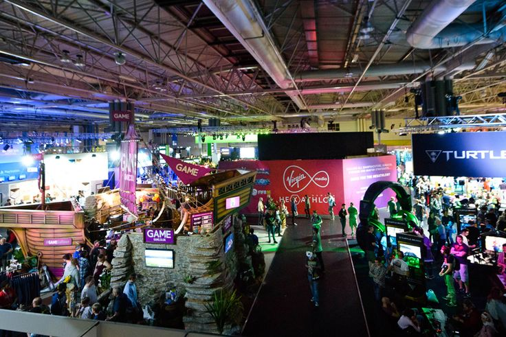 GameSessions powers 'Virtual EGX' campaign. Partnership with UK's biggest games…