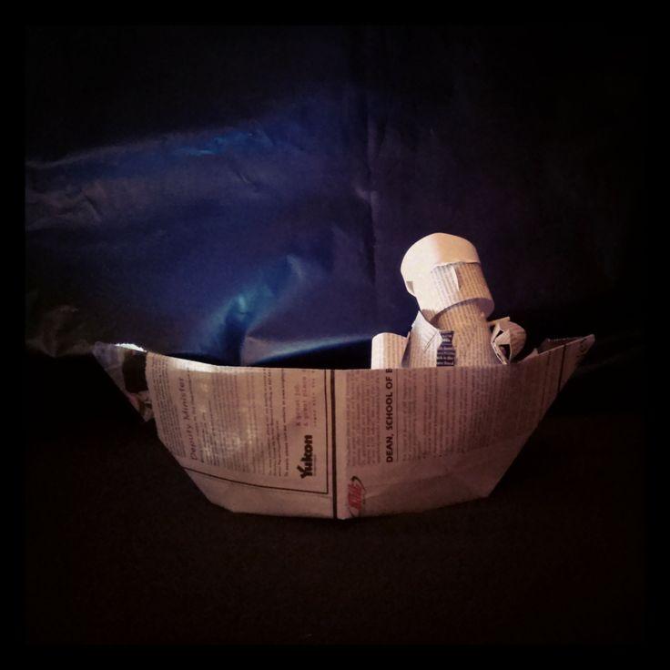 Boris sailing