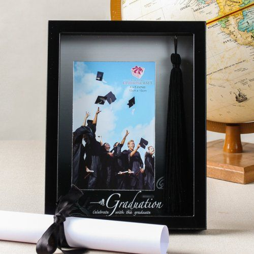 Best 25 graduation picture frames ideas on pinterest dollar frame photos of your favorite grad in this perfect graduation frame with tassel solutioingenieria Choice Image