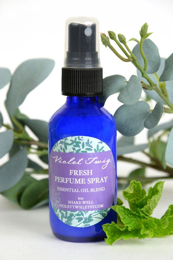 Organic Green Grass Perfume Organic by VioletTwigAromatics