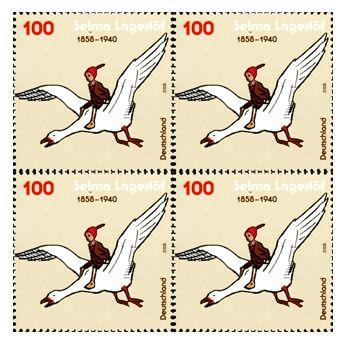 Nils Holgerson postzegels