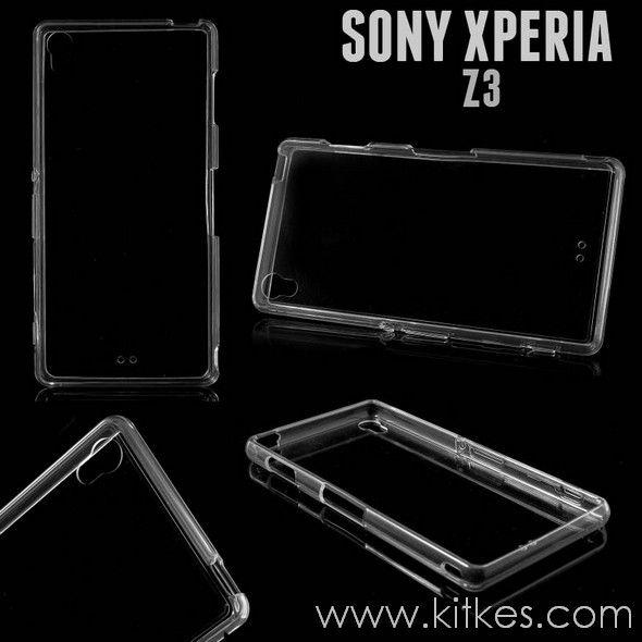 TPU Fuze Crystal Case Sony Xperia Z3 - Rp 75.000 - kitkes.com