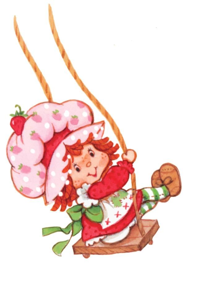 vintage strawberry shortcake - Google Search