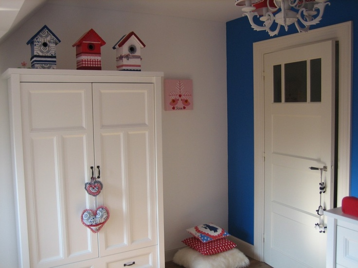 Babykamer Ideeen Rood : Meer dan 1000 Blauwe Speelkamer op Pinterest ...