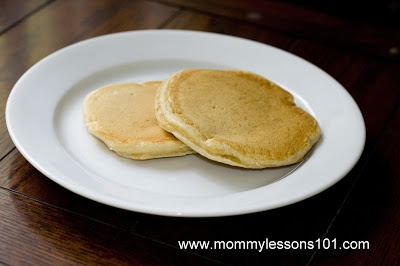 ... pancakes recipe, Pancakes and waffles and Homemade blueberry muffins