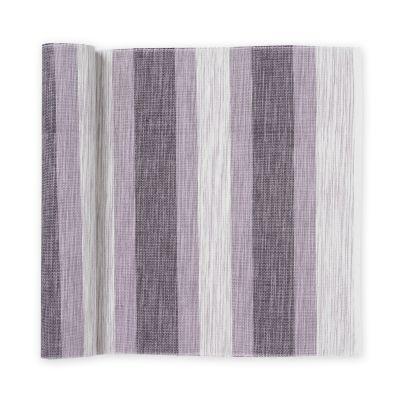 Bordslöpare Tora stripe, 35x120 cm, Lila - Heminredning - Hemtextil - Hemtex