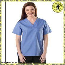 2015 fashion Customized Doctor Nurse Hospital Uniform