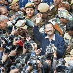 Aam Aadmi Party's Tsunami, halts Modi wave in Delhi