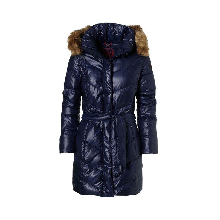 péřový kabát McGregor Luxo Track   Freeport Fashion Outlet