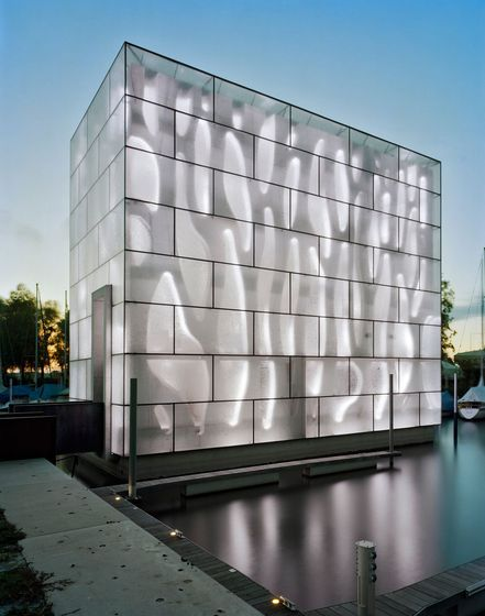 Facade design | Facade systems | ICE-H® | Glas Marte. Check it out on Architonic