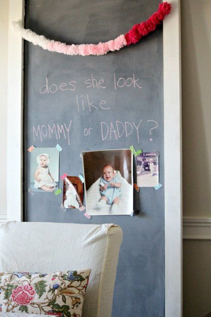 Party Crashing! Inside our blogger, Michelle's Sip + See Party #sipandseeparties #BabyCenterBlog
