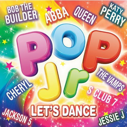 Pop Jr.: Let's Dance [CD]