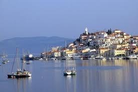 Poros Island, Greece.