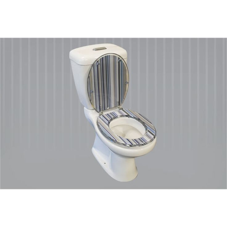 Find Loo With A View 2 Piece Stripe Blue Toilet Seat at Bunnings Warehouse. Visit your local store for the widest range of bathroom & plumbing products.
